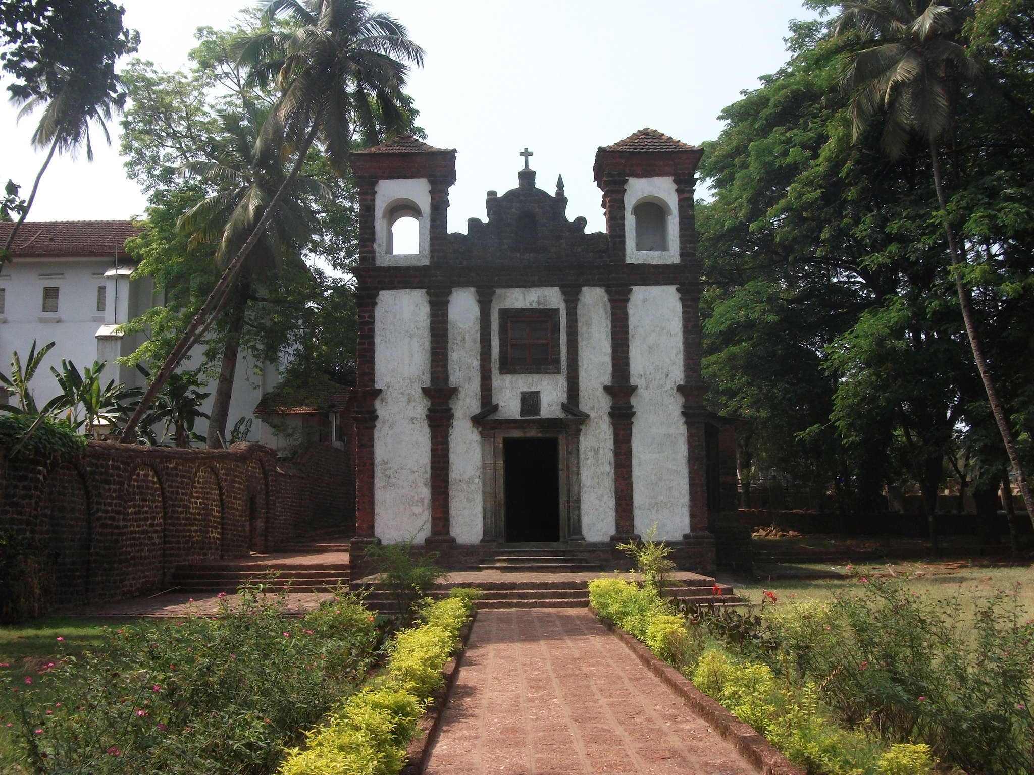 The Chapel of St Catherine, Old Goa - The Chapel of St Catherine, Old Goa