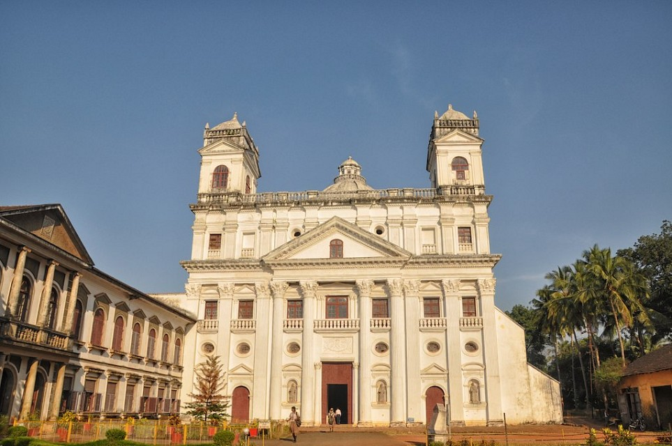 St. Cajetan Church - The Church of