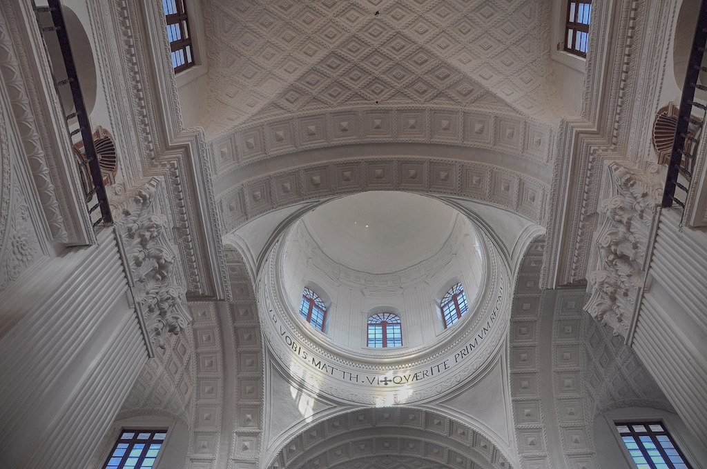 Dome - The Church of St. Cajetan