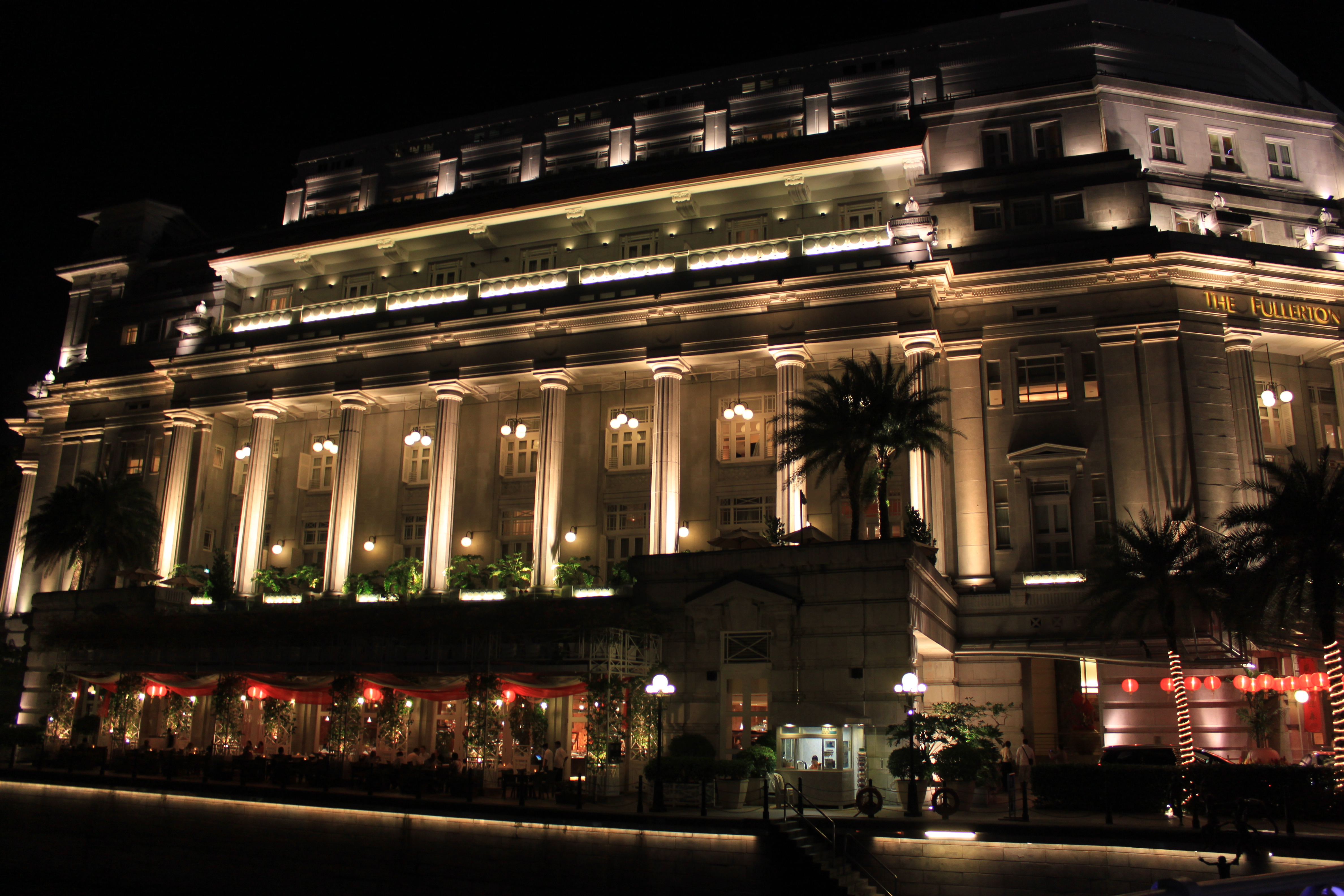 The Fullerton Bay Hotel - Hotel In Singapore