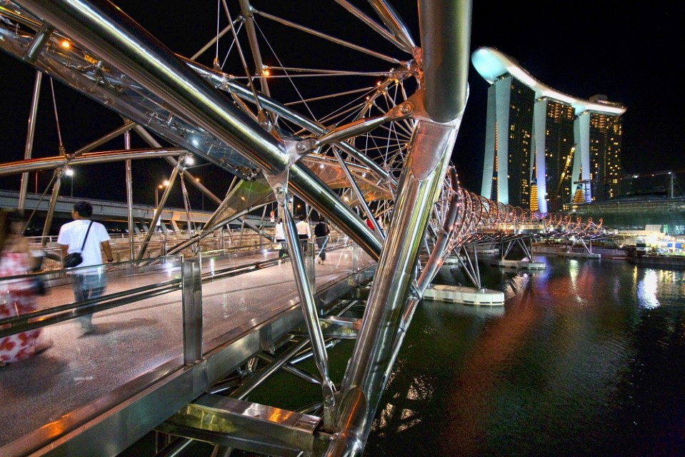 The Helix Bridge - The Helix Bridge