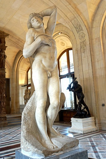 Dying Slave - The Louvre