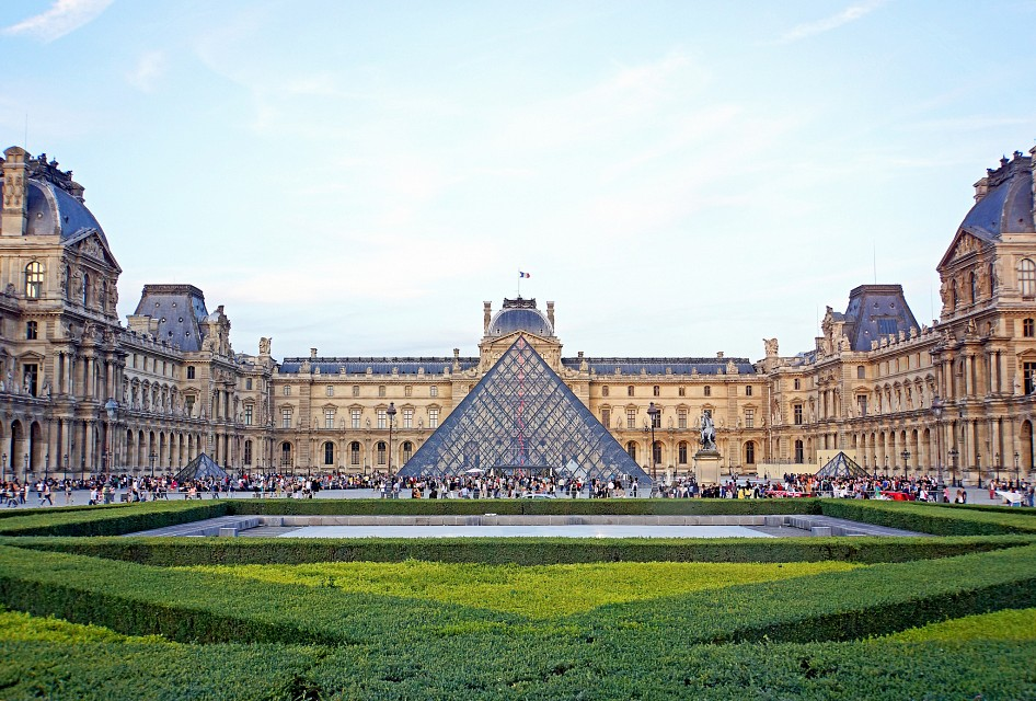 France-000192 - Louvre Museum - The Louvre