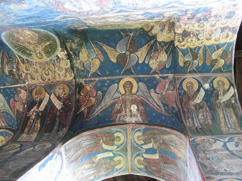 Humor monastery,