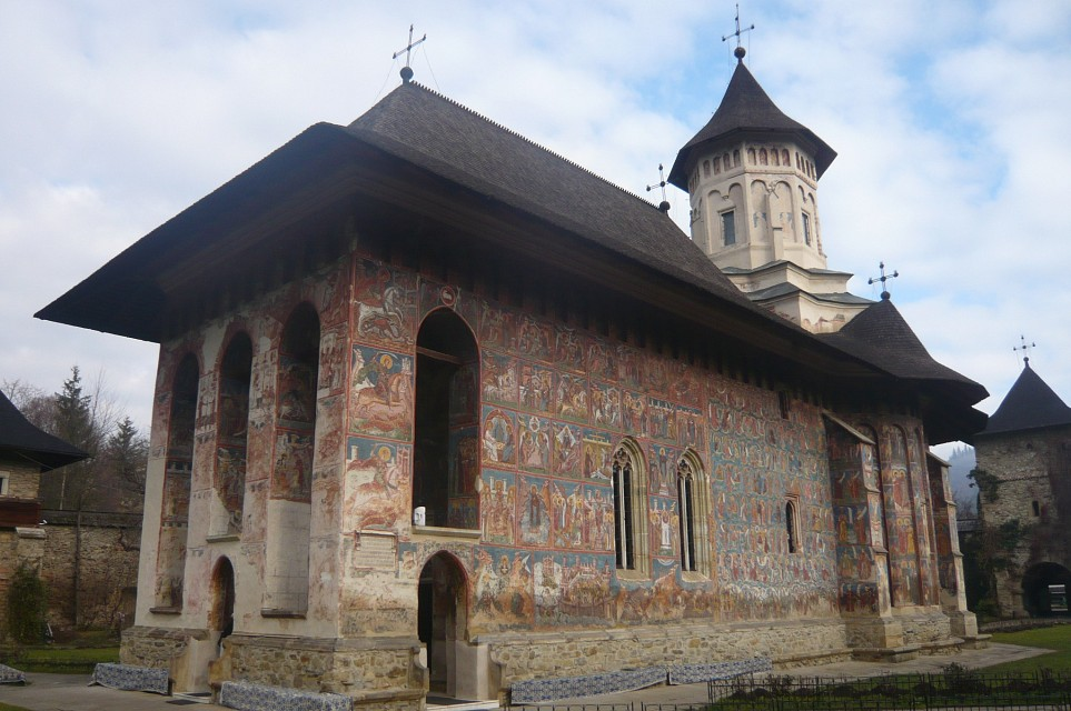 Moldovita Monastery -