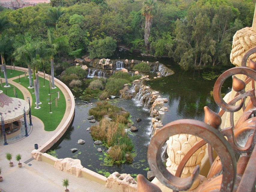Palace of the Lost City - The Palace of the Lost City at Sun City Resort