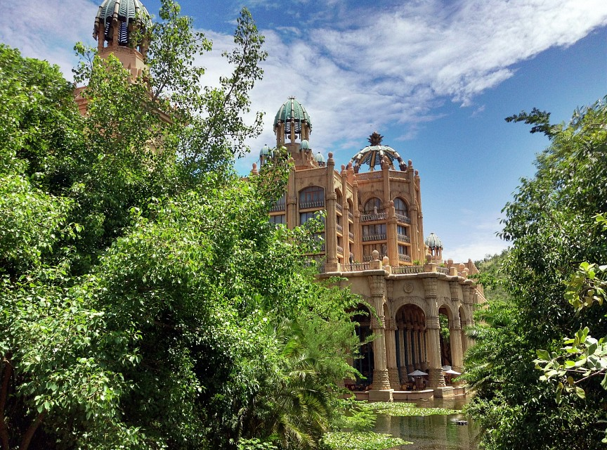 The Palace of the Lost City - The Palace of the Lost City at Sun City Resort