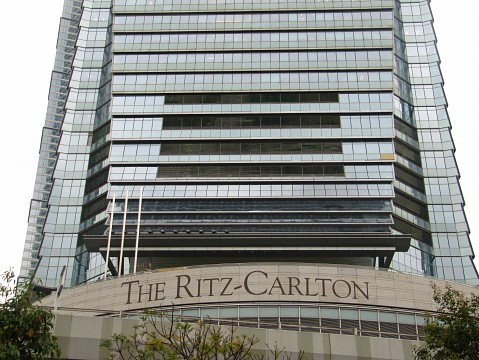 The Ritz-Carlton, Hong Kong