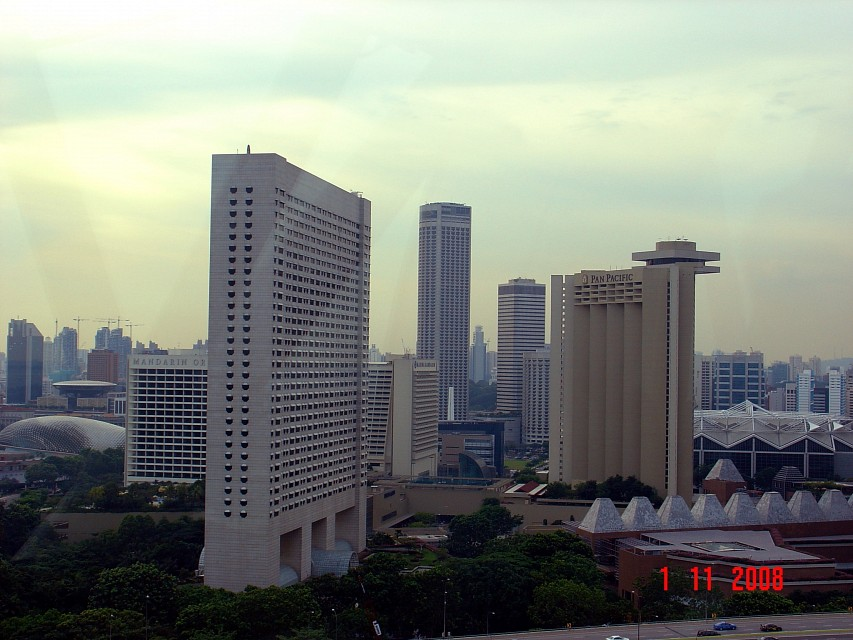 One Marina Boulevard - The Ritz-Carlton Millenia Singapore
