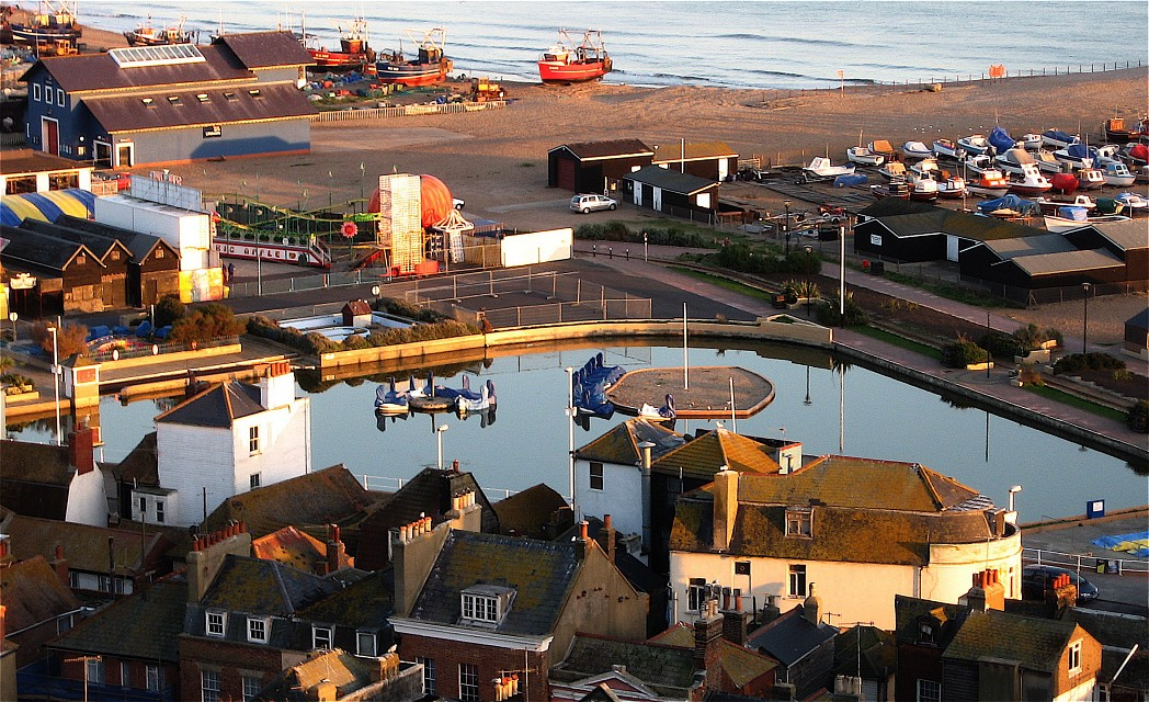 Hastings Old Town - The Stade