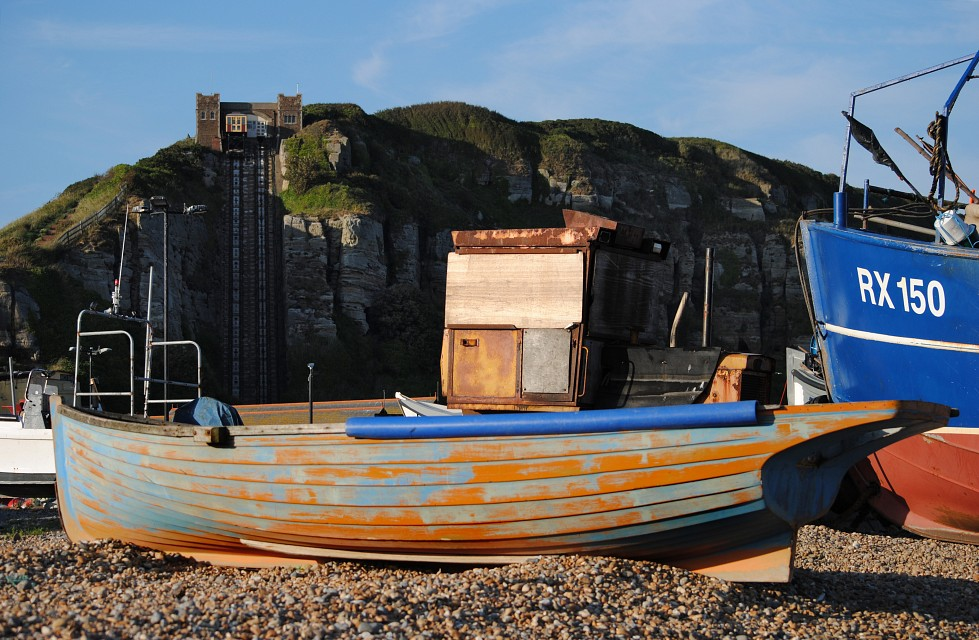 The Stade - Hastings - The Stade