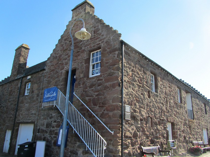 UK - Scotland - Aberdeenshire - Stonehaven - Tolbooth - The Tolbooth