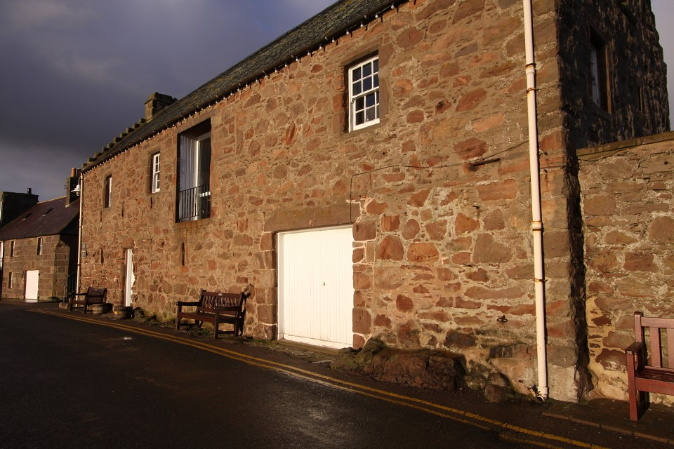 Tolbooth Restaurant & Museum - The Tolbooth