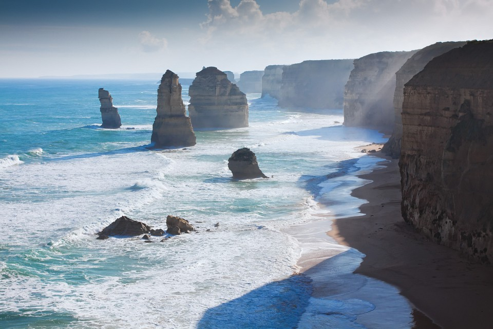 'The Apostles', Australia, The Great