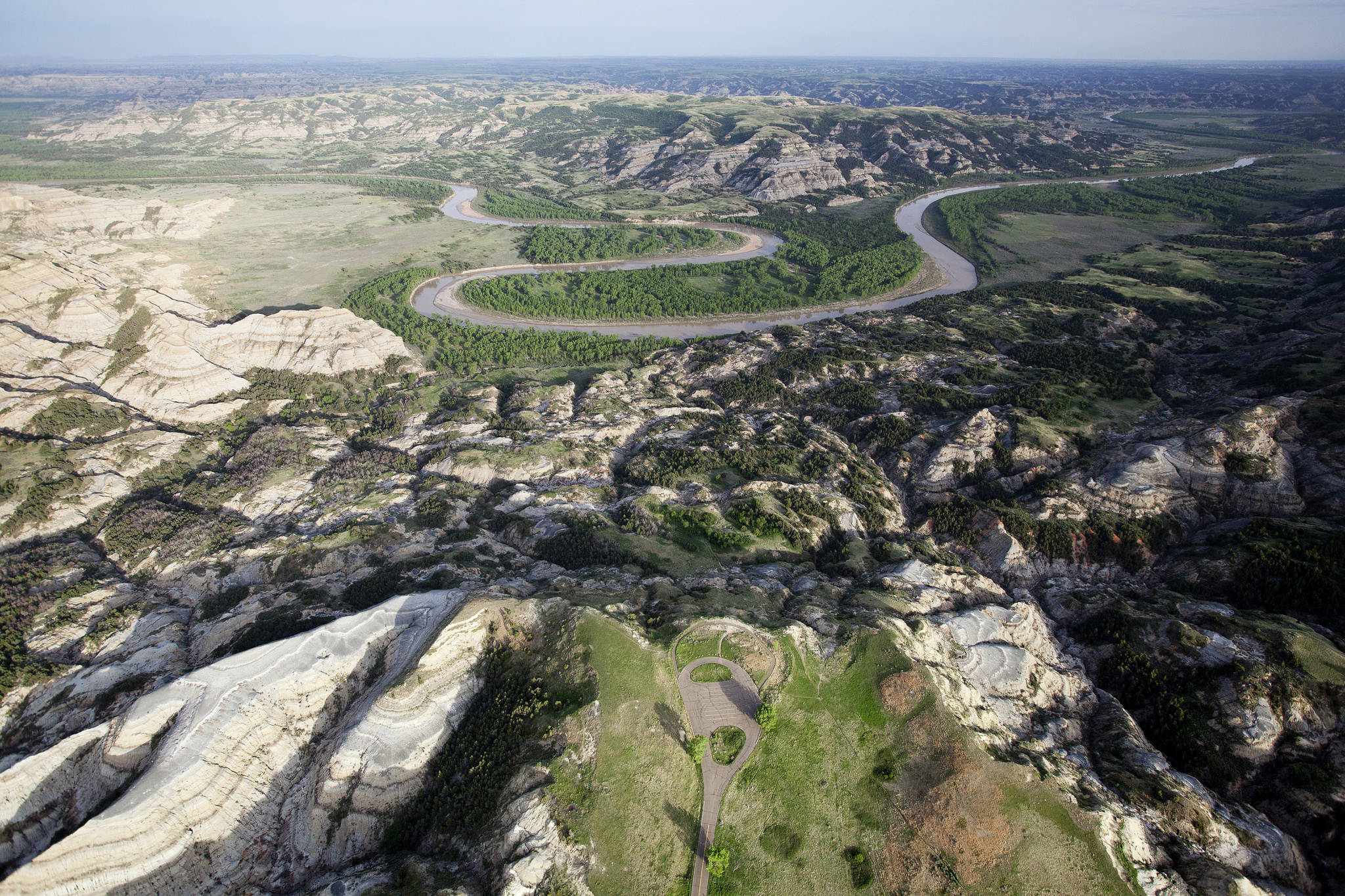 Theodore Roosevelt National Park National Park In United