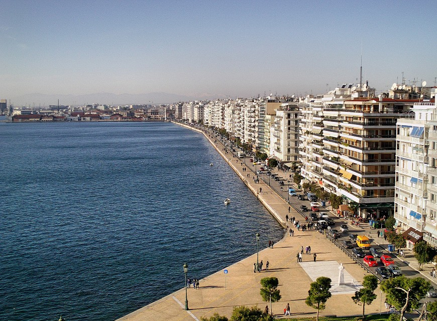 Thessaloniki seaside - Thessaloniki
