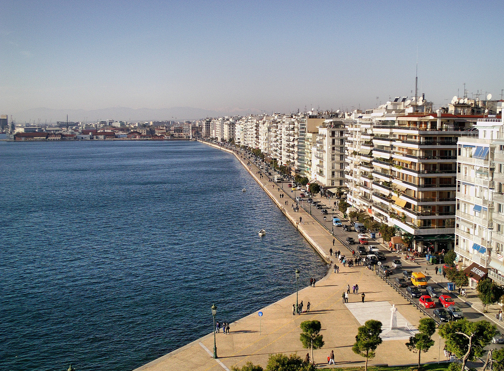 Thessaloniki - Town in Greece - Thousand Wonders