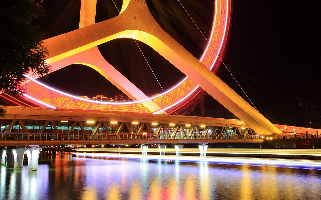 Eye of Tianjin - Tianjin Eye