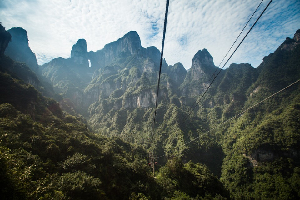FV7A0191 - Tianmen Mountain National Park