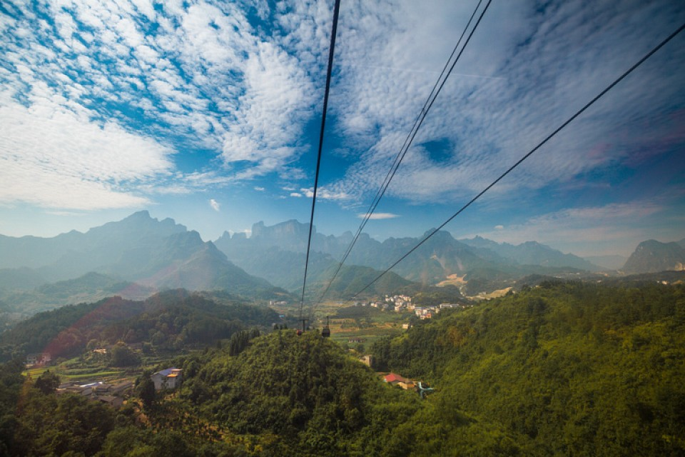 FV7A0185 - Tianmen Mountain National Park