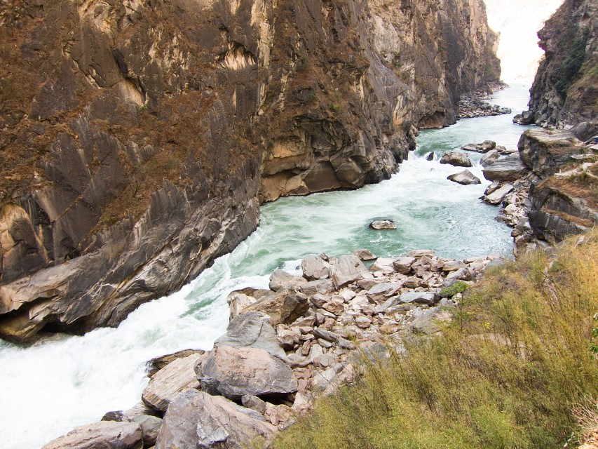 Tiger Leaping Gorge - Tiger Leaping Gorge
