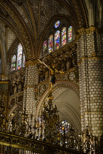 Crucifix 1 - Toledo Cathedral