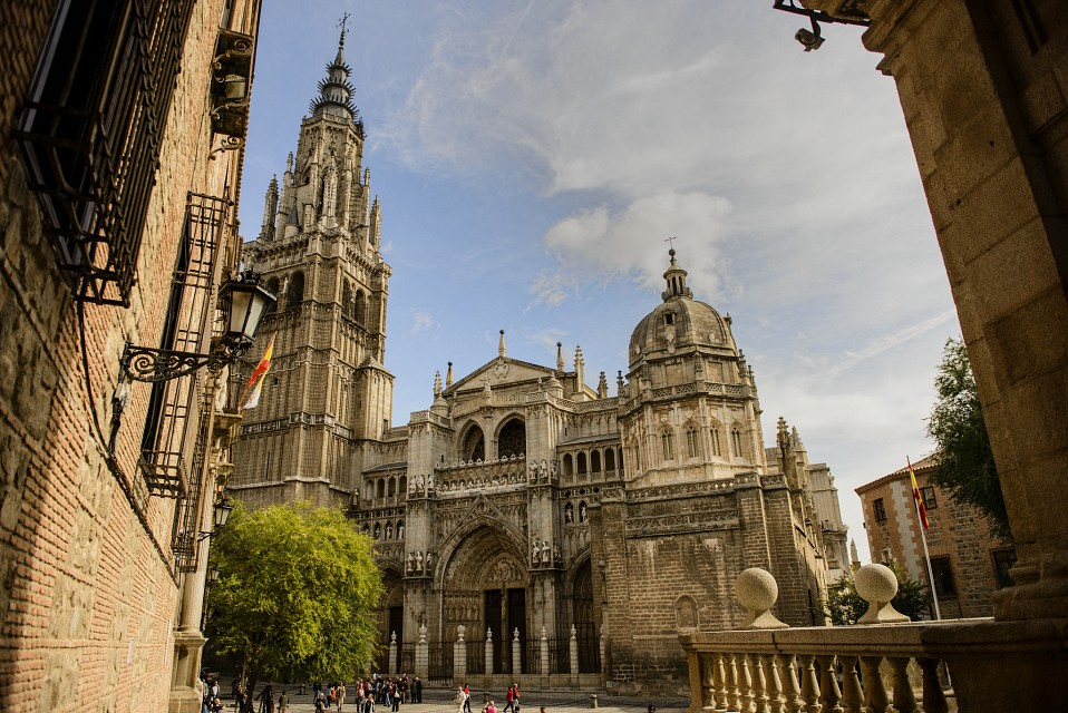 Toledo Cathedral 10 - Toledo Cathedral