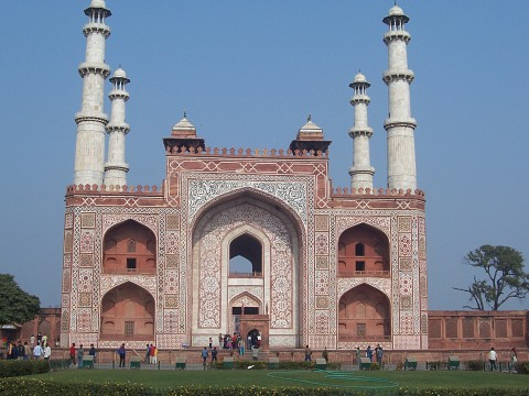 Tomb of Akbar the Great