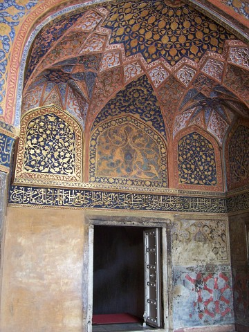 - Tomb of Akbar the Great