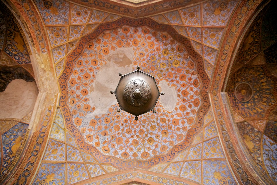 - Tomb of Akbar the