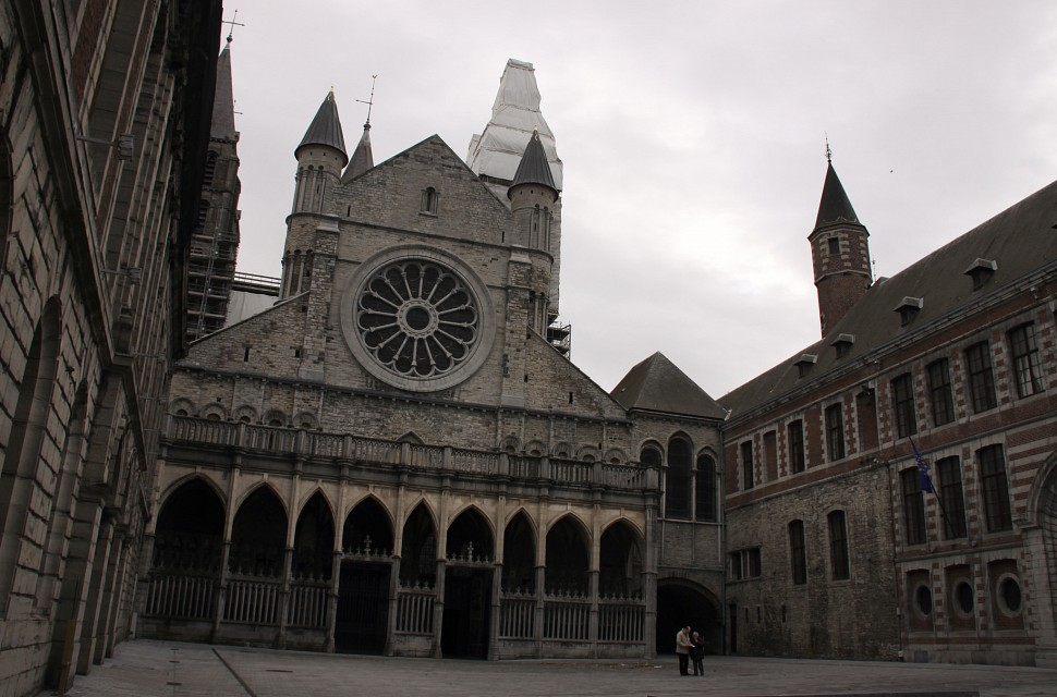 Cathedral of Tournai - Tournai Cathedral