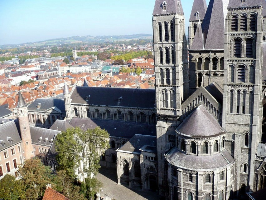 Tournai Cathedral - Tournai Cathedral