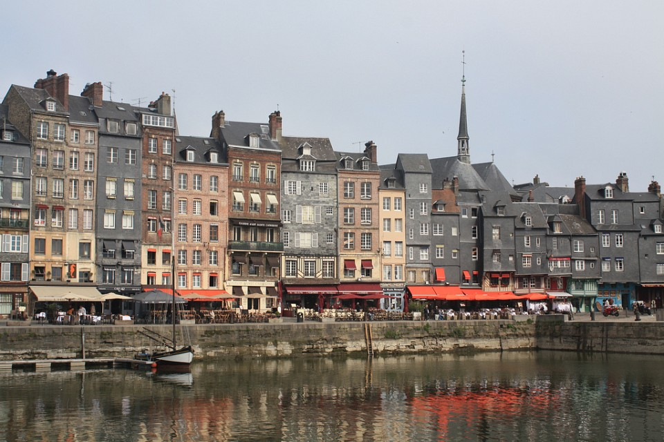 A NCL SHORE TOUR - FRANCE - A VISIT TO HONFLEUR - Tours