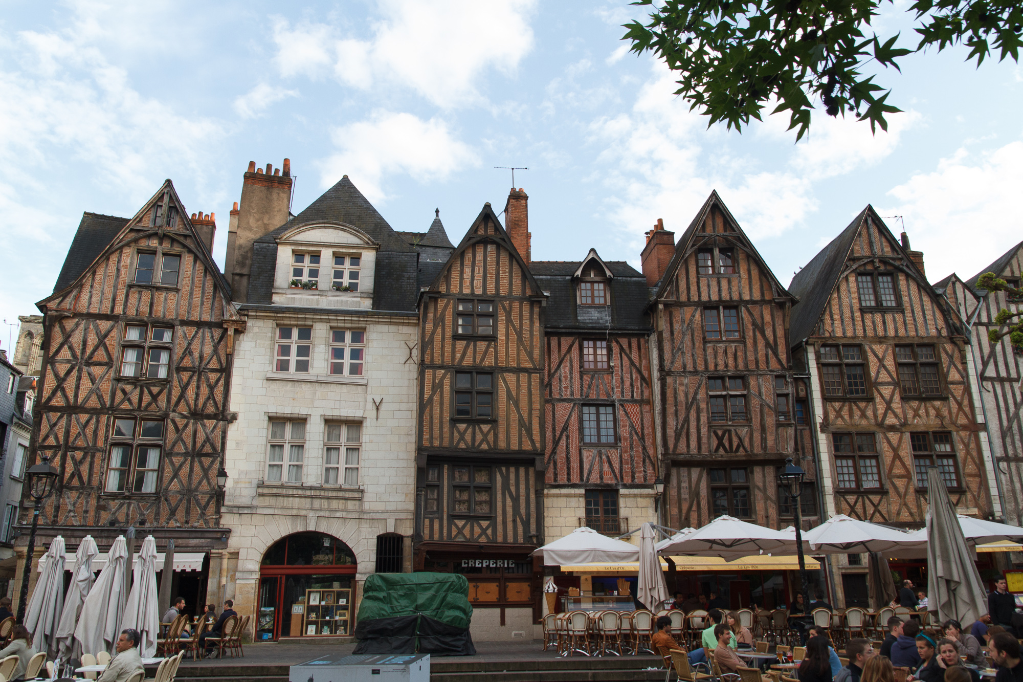 tours - town in france