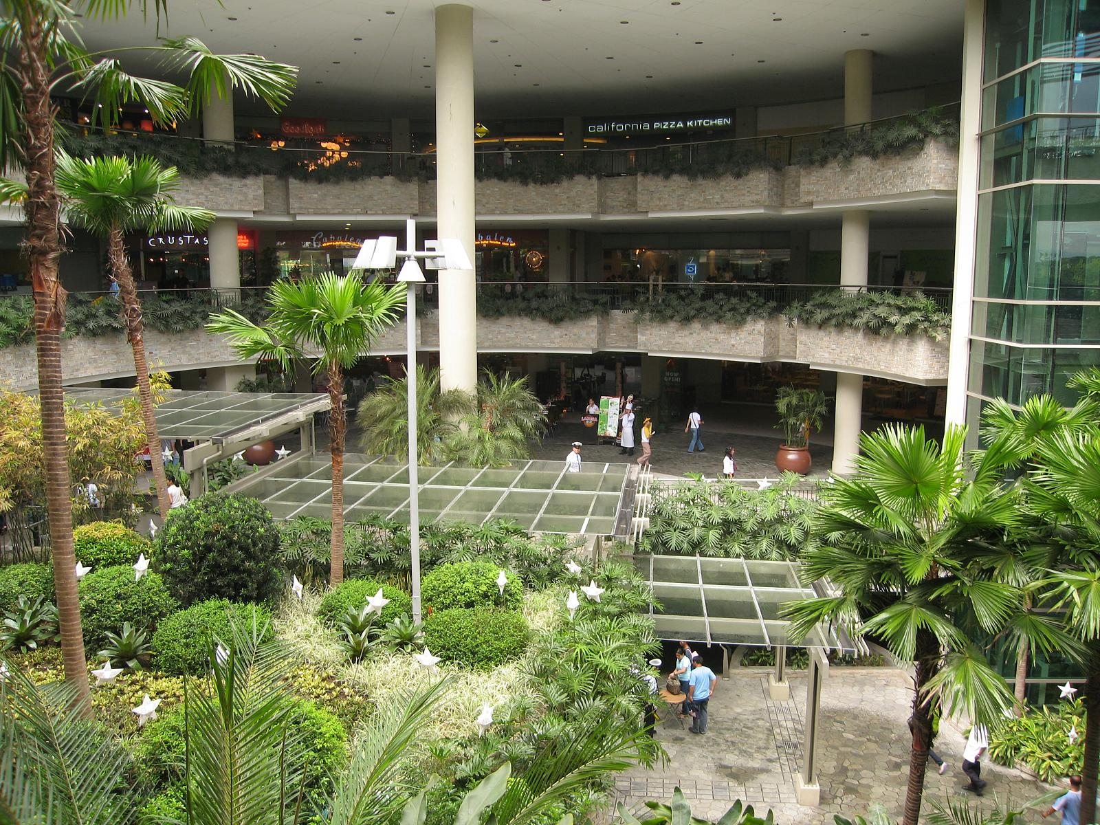 Trinoma Mall Shopping Mall In Metro Manila Thousand