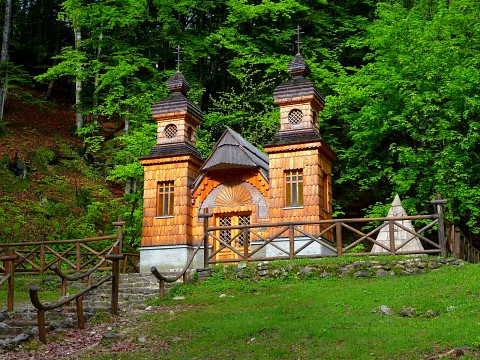 Russian Chapel