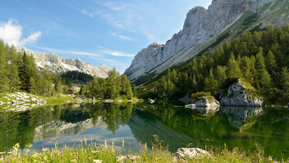 Triglav lake - Triglav National