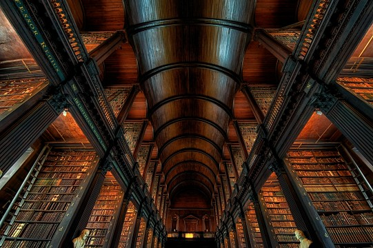 Trinity College Library - Trinity College