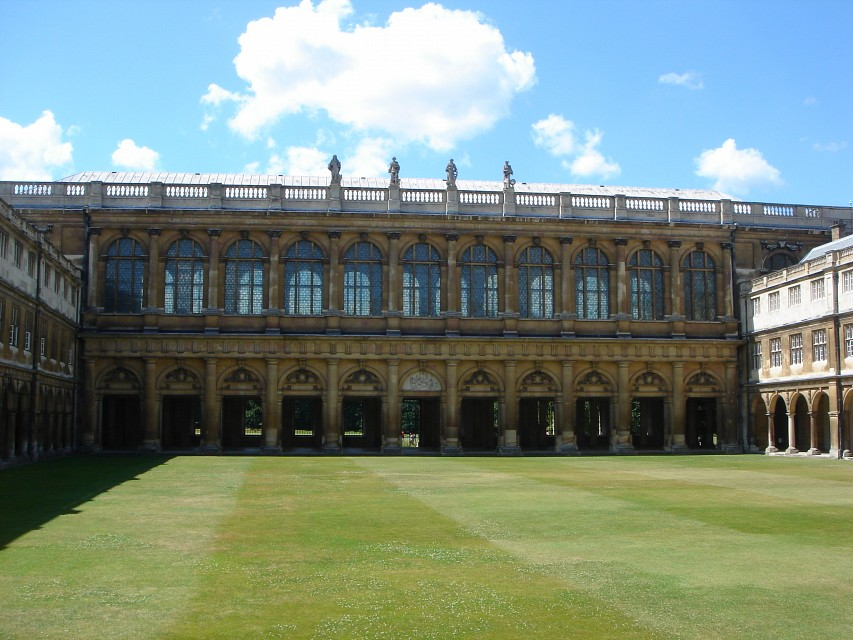 Wren Library, Trinity College - Trinity College Library