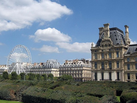 Tuileries Ferris Wheel - Tuileries