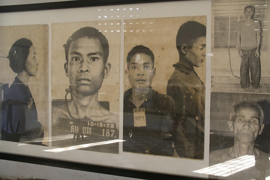 Victim Photos taken by the Khmer