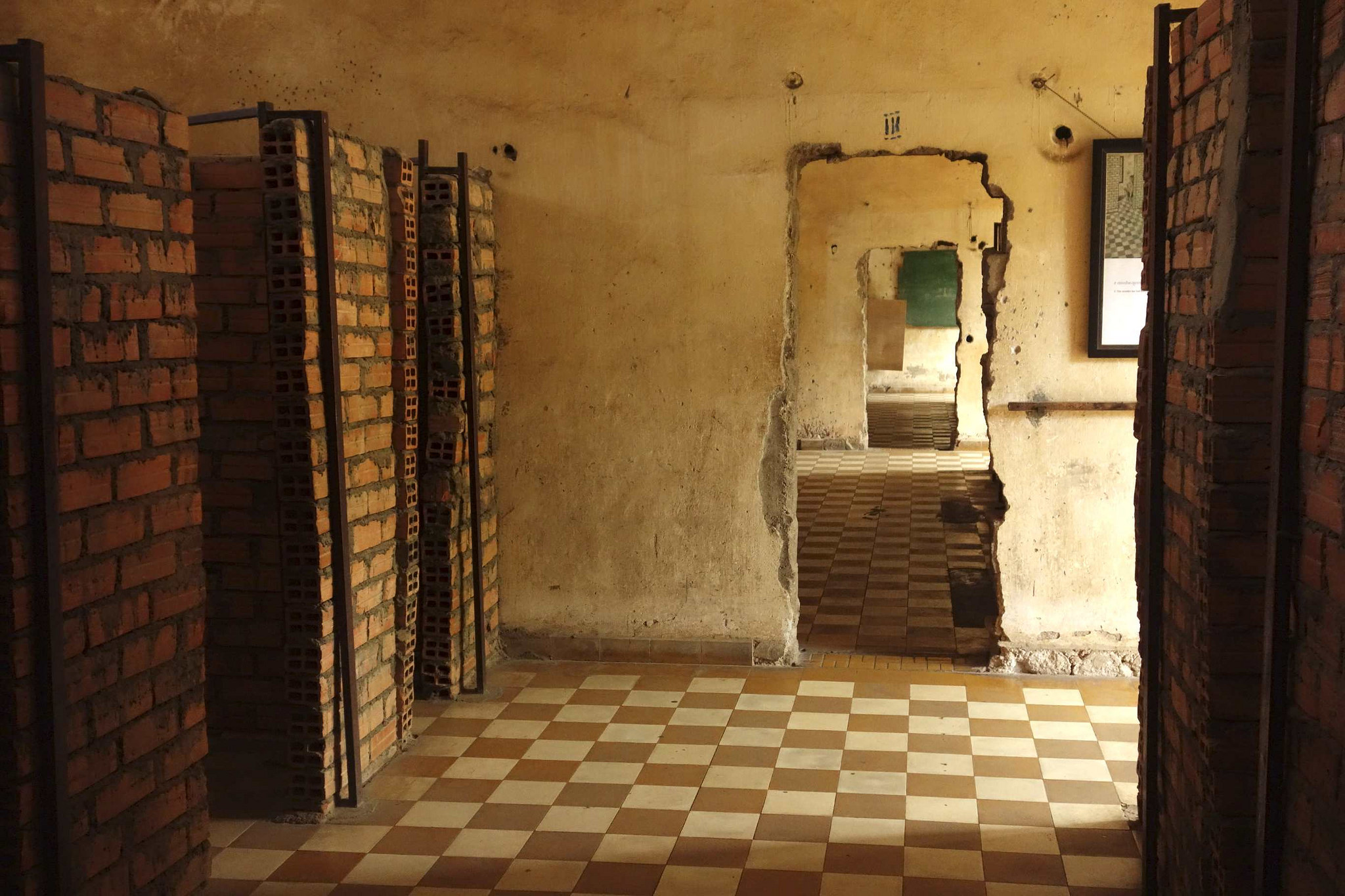 Tuol Sleng Genocide Museum - Museum in Phnom Penh
