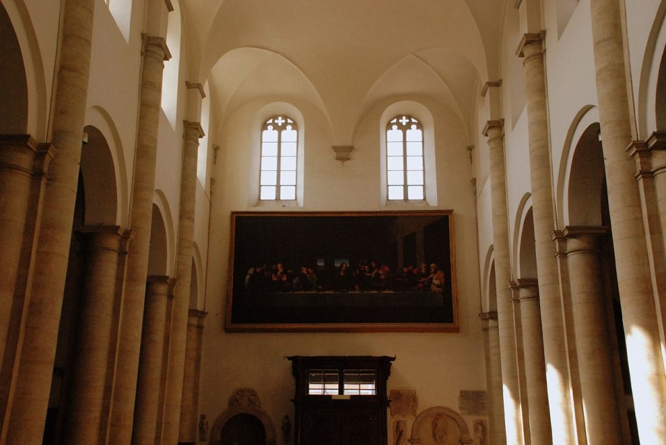 The Last Supper - Turin Cathedral