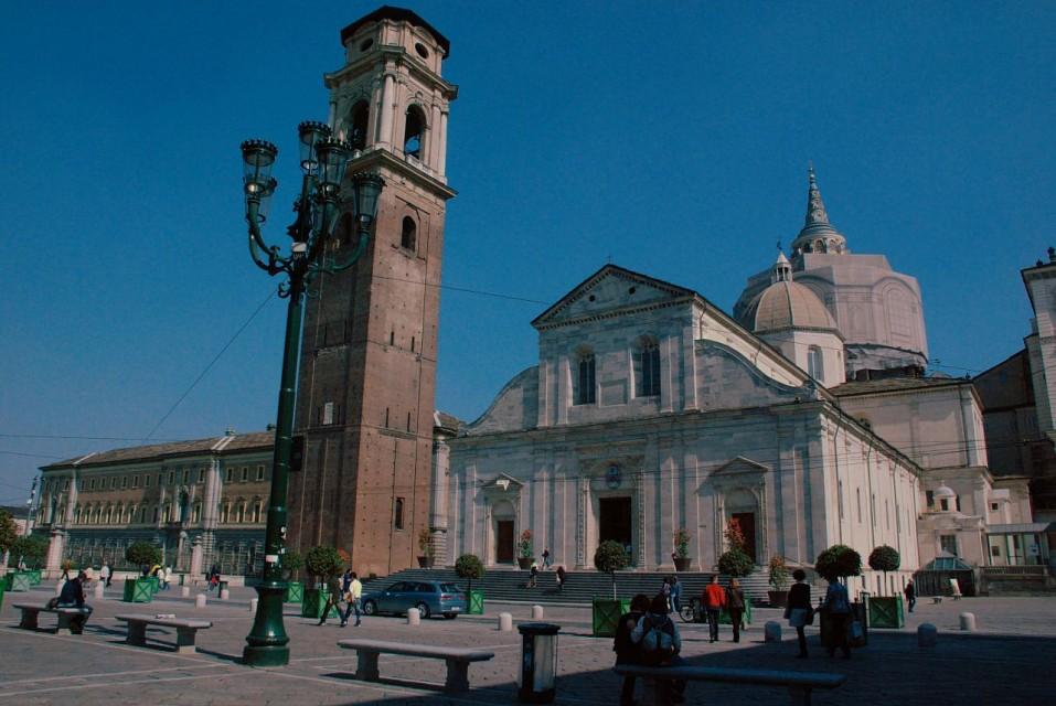 Cattedrale di San Giovanni Battista - Turin Cathedral