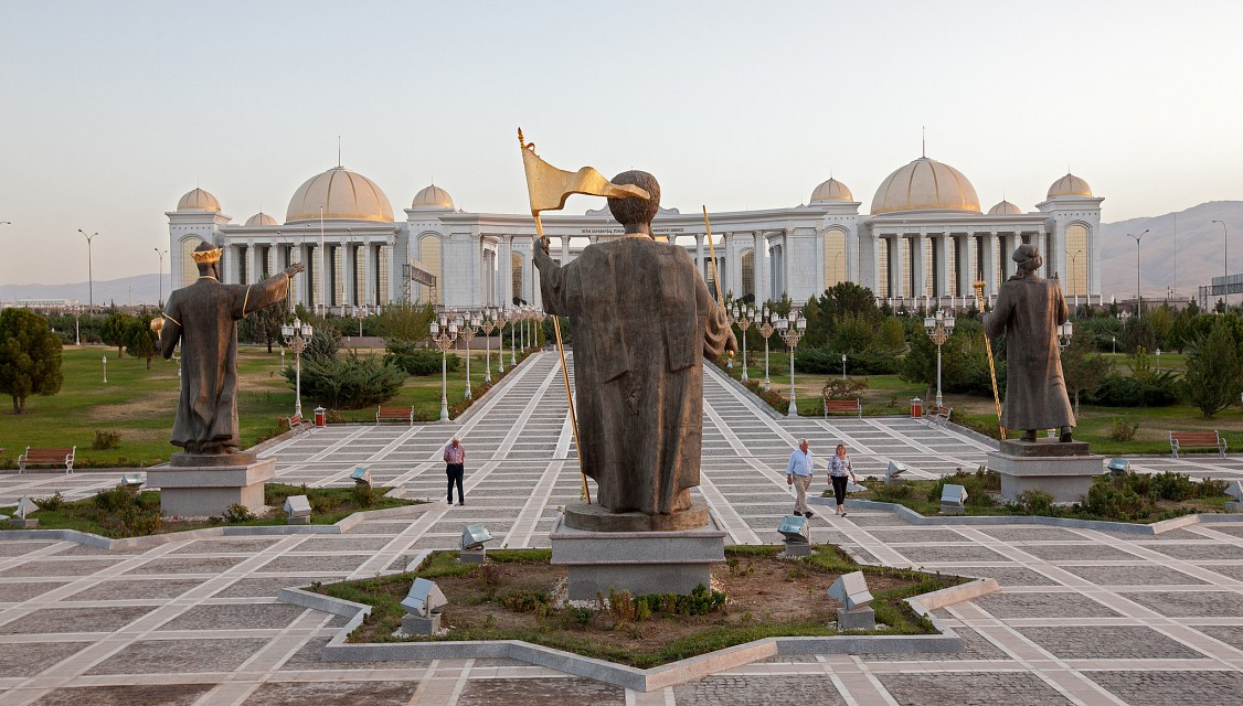 Golden Eagle Silk Road - Turkmenistan