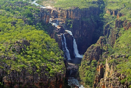 Twin Falls, Kakadu
