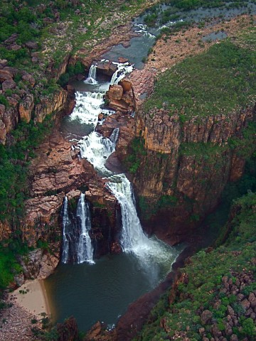 Twin Falls - Kakadu