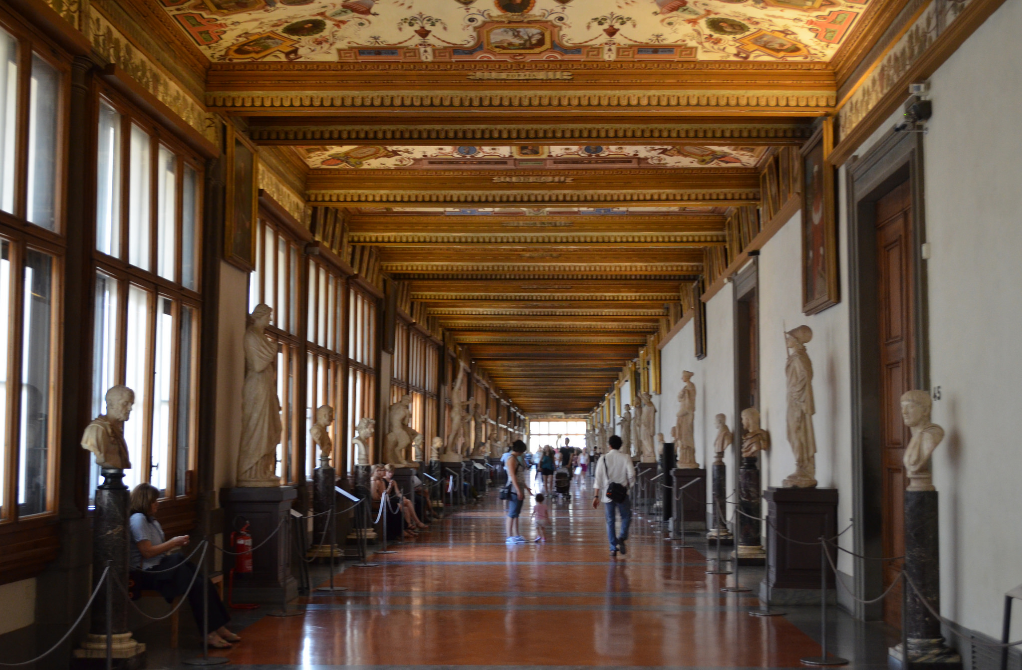 Uffizi Gallery - in Florence - Thousand Wonders