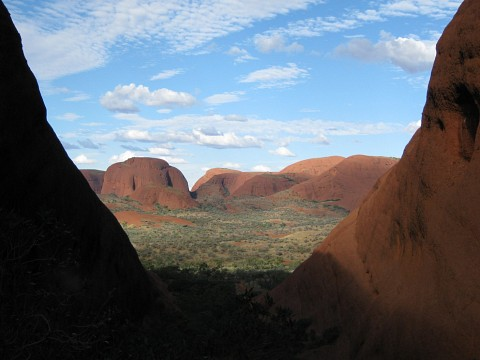 The Olgas -