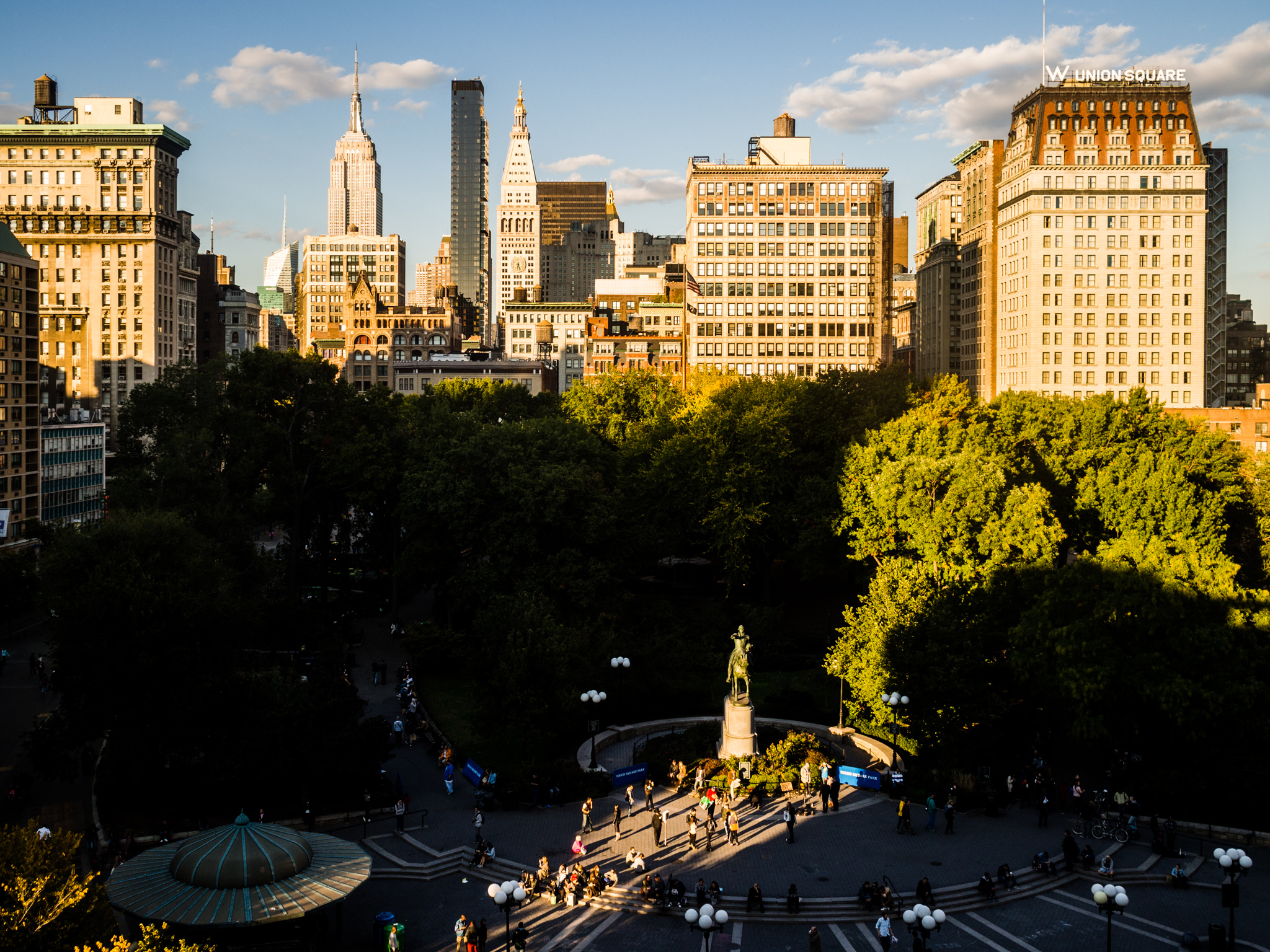 Union square park urban park in new york city thousand wonders union square park sciox Image collections